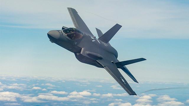 F-35'lerin tümünün uçuşları durduruldu