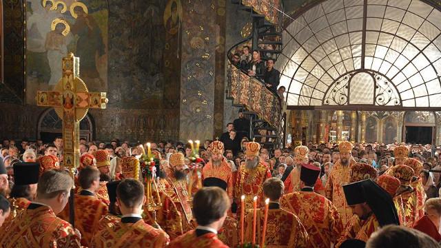 Kiev Patrikhanesi'nin bağımsızlık talebi kabul edildi