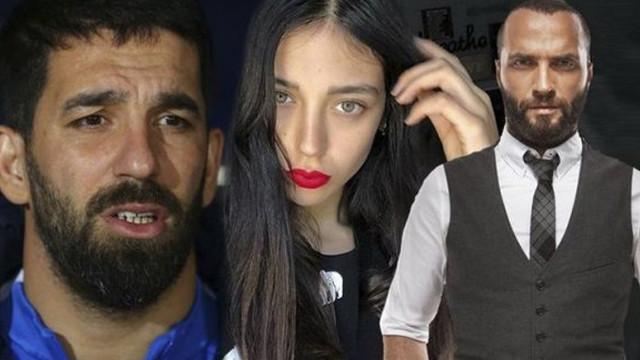 Arda Turan ile Berkay arasında yaşanan kavganın görüntüleri ortaya çıktı (Video Haber)