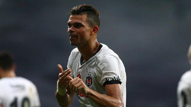 Beşiktaş'ta Pepe şoku!