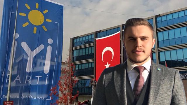 İYİ Partili isim canlı yayında istifa etti