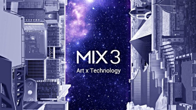 Xiaomi Mi Mix 3'ün özellikleri neler? 10 GB RAM mi olacak?