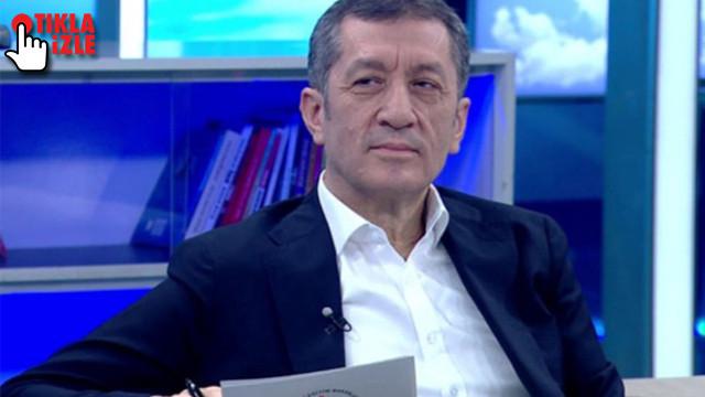 Milli Eğitim Bakanı Ziya Selçuk: Herkes üniversiteli olmamalı