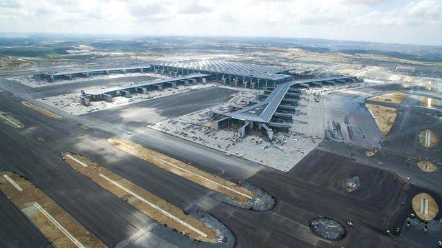 İstanbul Havalimanı metro, taksi, otobüs, özel araçla ulaşım güzergahı