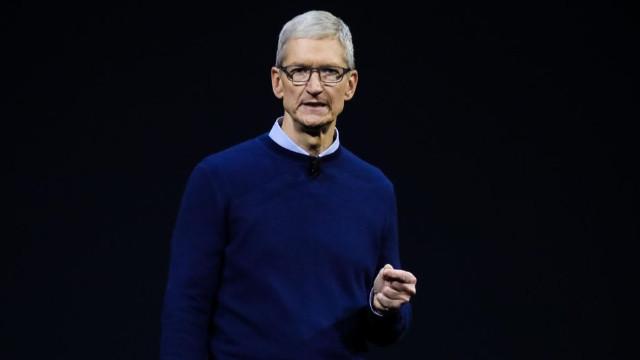 Apple CEO'sundan Türkiye açıklaması