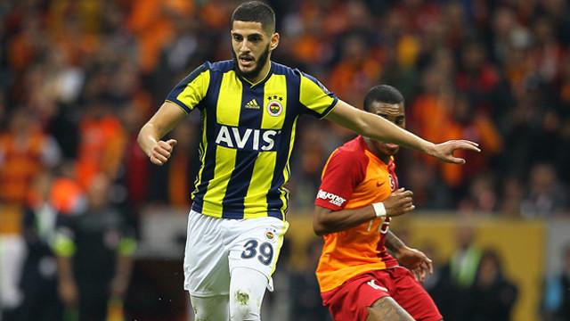 Fenerbahçe'de bir kadro dışı daha