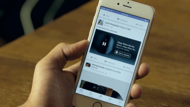 Facebook şarkı ekleme özelliği nedir, nasıl yapılır?