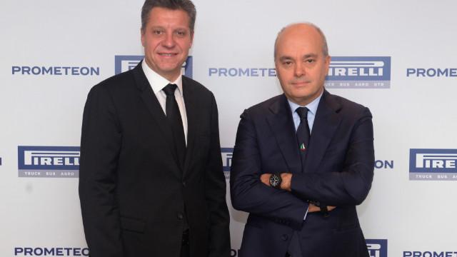 Prometeon lastik grubu Türkiye'deki yatırımını açıkladı