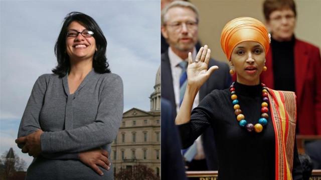 İlk Müslüman kadın üyeler Rashida Tlaib ve Ilhan Omar kimdir?