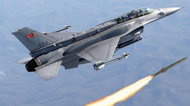 Türkiye'den Yunan bakana F-16 cevabı