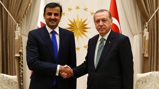 Katar Emiri Sani Türkiye'ye geliyor