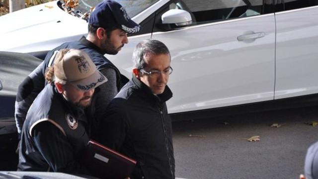 Ferhat Sarıkaya, FETÖ üyeliğinden tutuklandı