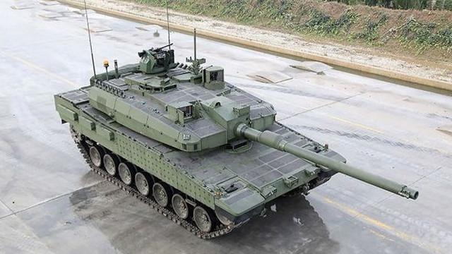 Altay tankının seri üretimi için BMC ile sözleşme imzalandı