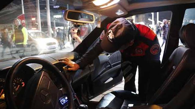 İstanbul'un 39 ilçesinde asayiş operasyonu