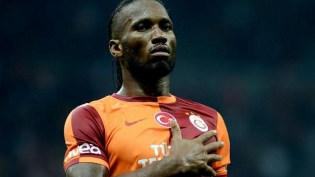 Galatasaray'dan Didier Drogba paylaşımı