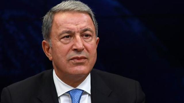 Bakan Akar: Irak ve Suriye'de terör koridoru oluşmasına müsaade etmeyeceğiz