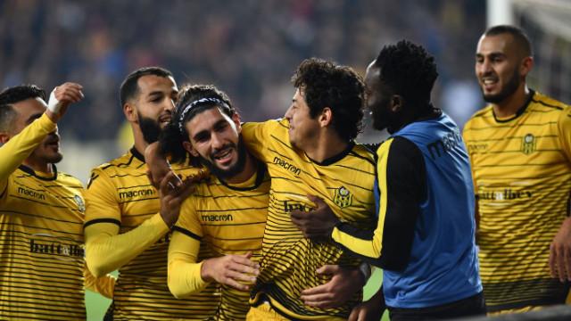 Yeni Malatyaspor Trabzonspor'a gol yağdırdı