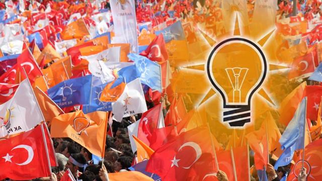 AK Parti'den İzmir için ilk aday adaylığı başvurusu geldi
