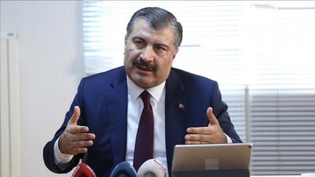 Sağlık Bakanı Koca'dan 'ıspanak zehirlenmesi' açıklaması