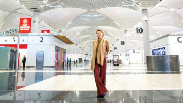 Gülse Birsel İstanbul Havalimanı'nı yazdı