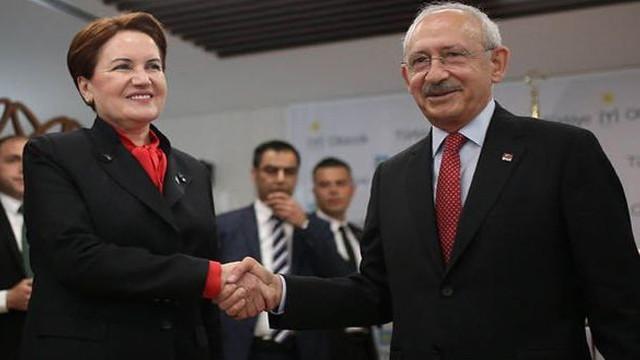 İşte CHP'nin İYİ Parti'ye önerdiği iller