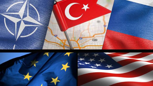 ABD'den Türkiye'ye: Seçimini yap, Rusya mı Batı mı?