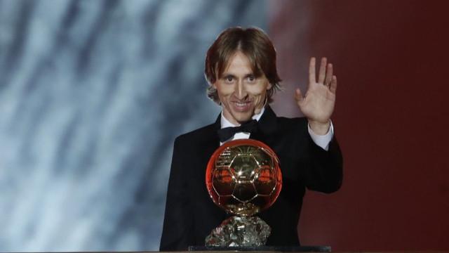 2018 Ballon d'Or'un sahibi Luka Modric kimdir, kaç yaşında, nereli?