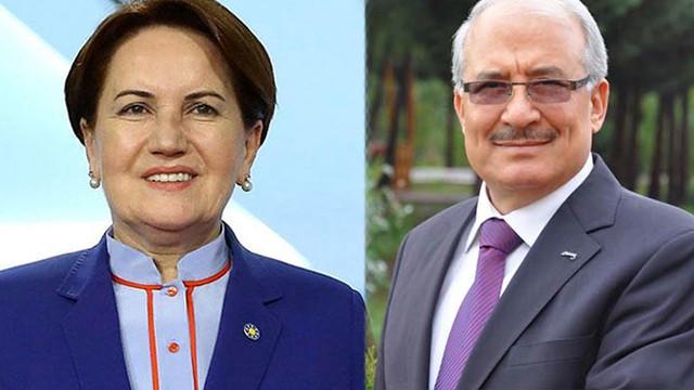 Burhanettin Kocamaz İYİ Parti'nin Mersin adayı oldu