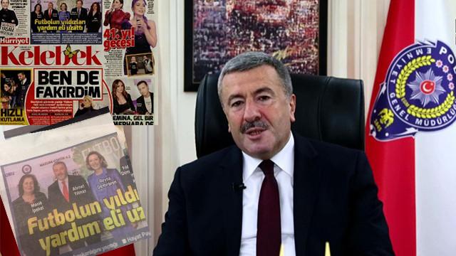 Hürriyet İstanbul Emniyet Müdürünü tanımadı!
