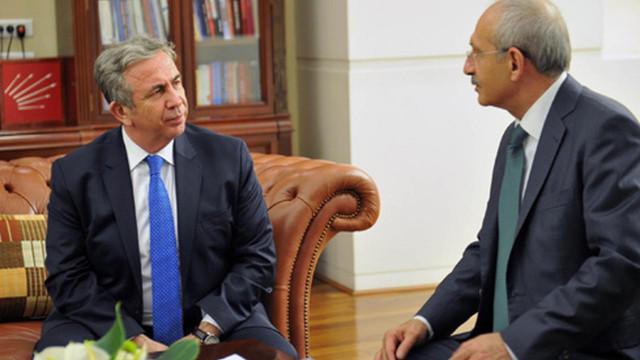 Kılıçdaroğlu, Mansur Yavaş ile görüşecek