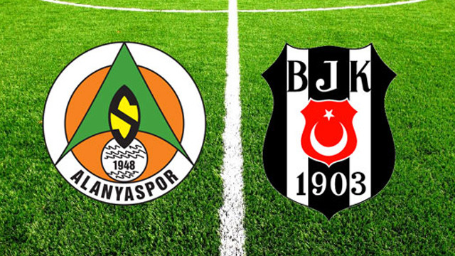 Alanyaspor Beşiktaş maçı Şifresiz CANLI izle! Alanyaspor BJK skoru kaç kaç? (beIN Sports HD 1 CANLI)