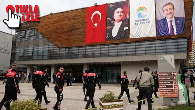 Çukurova Belediyesi'nde Zabıta Müdürü ve Zabıta komiseri öldürüldü