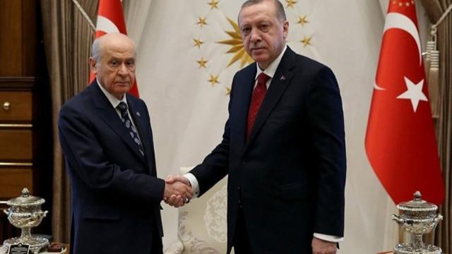 AK Parti, MHP'ye 6 il 60 ilçe verecek