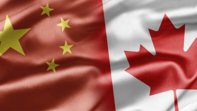 Çin Kanada'ya nota verdi