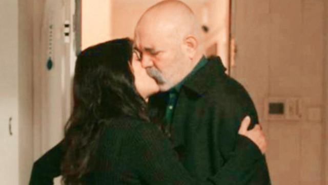 Çukur Meliha-İdris Koçovalı öpüşme sahnesi izle