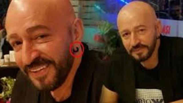 Mustafa Topaloğlu'nun yeni hali küpeli ve metroseksüel fotoğrafları
