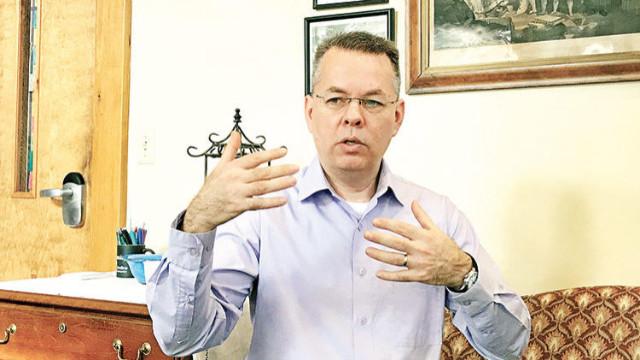 Pastör Brunson: Bana kalsa Gülen'i Türkiye'ye göndersinler