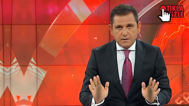 Fatih Portakal: Başıma bir şey gelirse sebebi sizsiniz