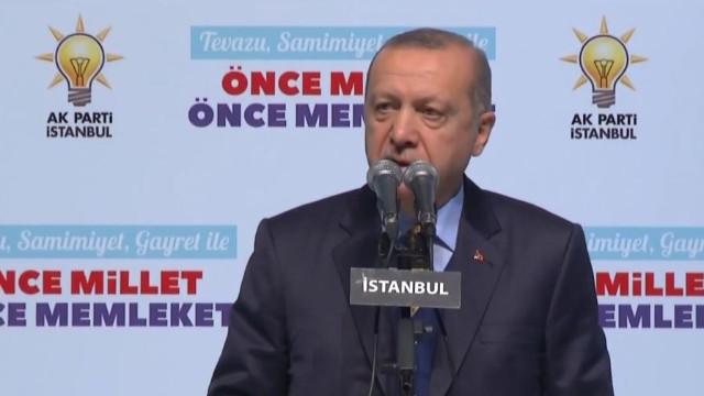Cumhurbaşkanı Erdoğan: Partimizdeki metal yorgunluğuna karşı önlemlerimizi aldık