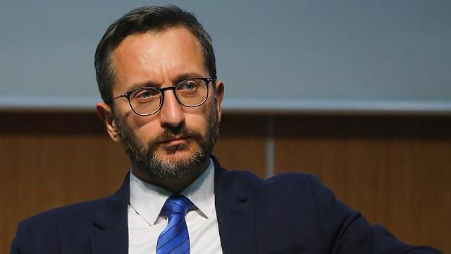 Fahrettin Altun: Türkiye'nin ulusal güvenliği müzakere edilemez