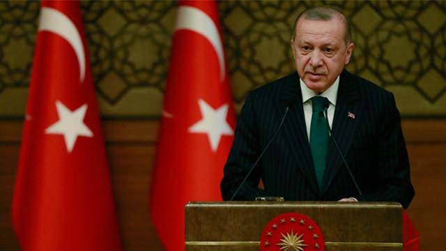 Cumhurbaşkanı Erdoğan: Dünyanın en büyük 13. ekonomisi haline geldik
