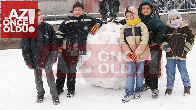 10 Ocak 2019 Perşembe günü Yozgat'ta okullar tatil mi?