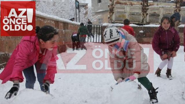 10 Ocak 2019 Perşembe günü Eskişehir'de okullar tatil mi?