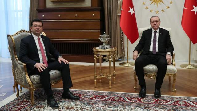 Ekrem İmamoğlu: Cumhurbaşkanı Erdoğan'dan oy istedim
