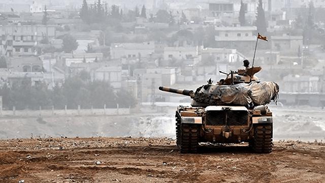 Çavuşoğlu: Bizim YPG'ye operasyonumuz, ABD'nin çekilmesine bağlı değil