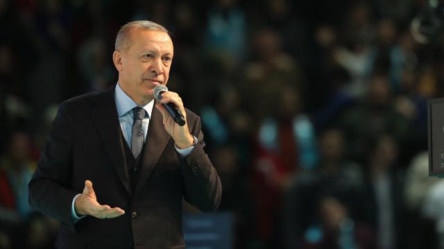 Cumhurbaşkanı Erdoğan AK Parti'nin Kocaeli adaylarını tanıttı