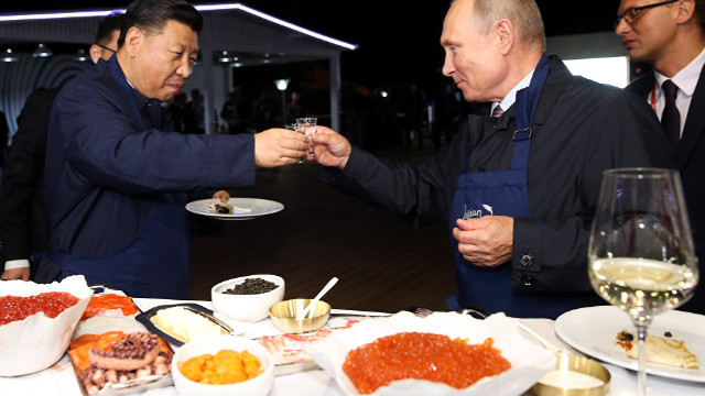 ABD basını Rusya ile Çin işbirliğini böyle gördü