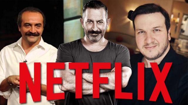 Netflix'ten Türk yapımcılara teklif