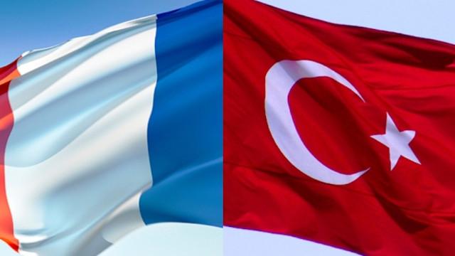 Türkiye'den Fransa'ya taziye mesajı