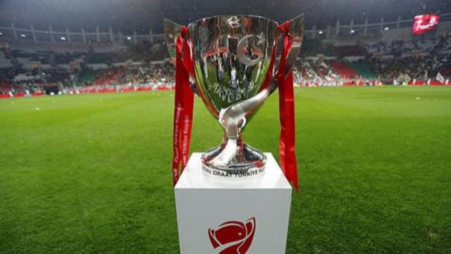 Türkiye Kupası'nda hangi takım kiminle karşılaşıyor?